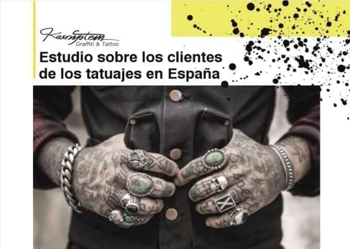 Estudio del mercado de los tatuajes en el año 2018