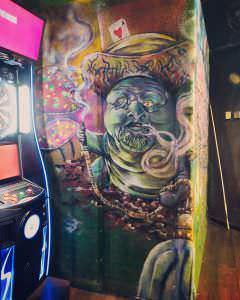 Graffiti locales comerciales - Murales