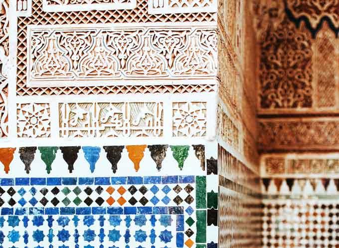 azulejos pintados a mano