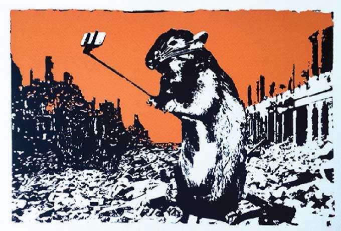 apocalypse stencl blek la rata