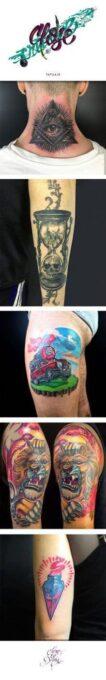Tatuajes por Creative Close