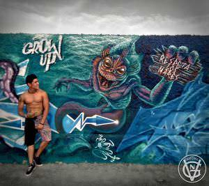 Grafiteros de Valencia - Graffiti mares Festival Xekin 2017