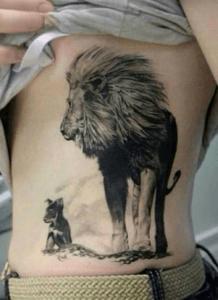 Tatuajes De Leones Significados Fotos Precios Y Opiniones
