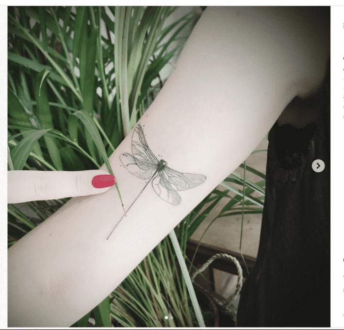 Estudios de tatuajes en Madrid-Tattoo Libelua-Estudio El Salado