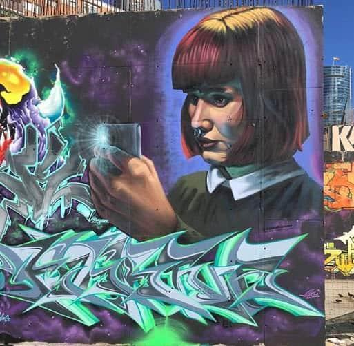 Festival de Graffiti Meeting of Styles (Madrid)