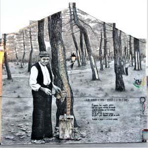 Graffiti comercial en Bilbao - Graffiti: Viejas y nuevas tradiciones.