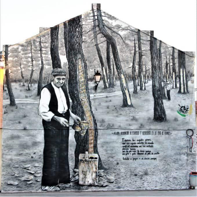 Graffiti: Viejas y nuevas tradiciones.