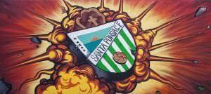 Grafiteros de Valencia - Escudo de Fútbol