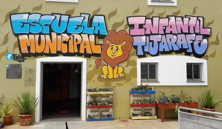 Graffiti colegio