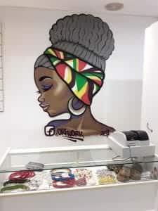Graffiti locales comerciales - Graffiti tienda