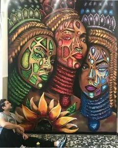 Graffiti locales comerciales - Graffiti: Aporoye