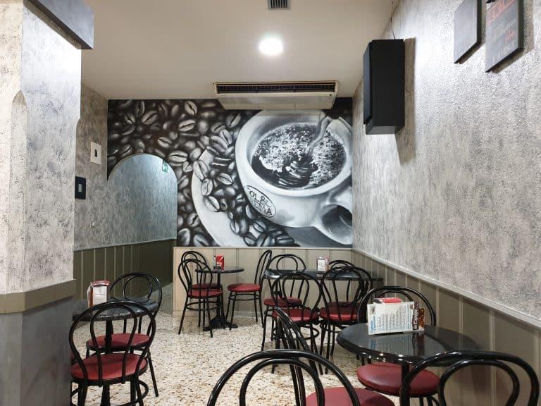 Cafetería la espiga - Decoración de interior