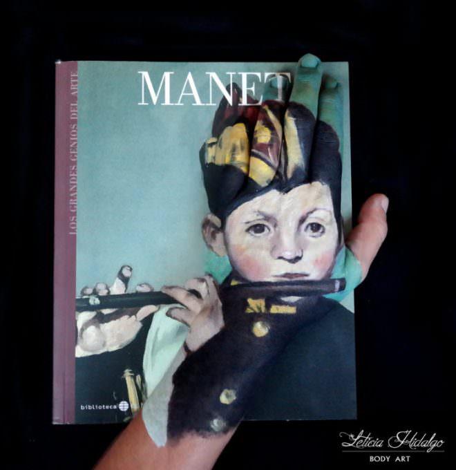 Body painting libro