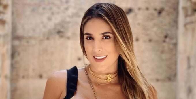 Daniela Ospina sorprende con un nuevo tatuaje sexy