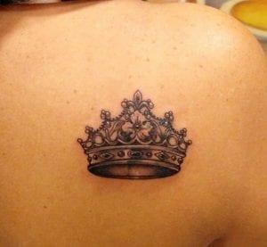 Tatuajes de Coronas - Tatuaje de corona
