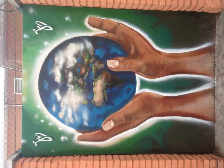 Cuida el mundo que tienes en tus manos
