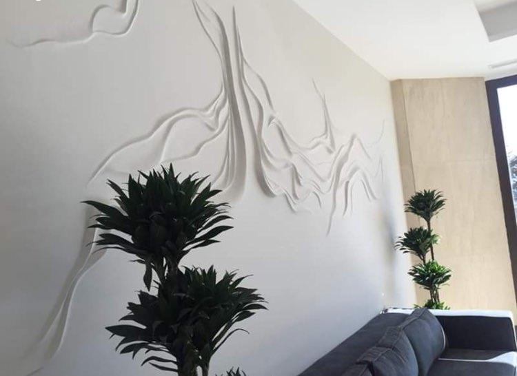 Decoración de interior de Salón