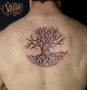 Tattoo Árbol de la Vida - Tatuaje árbol de la vida
