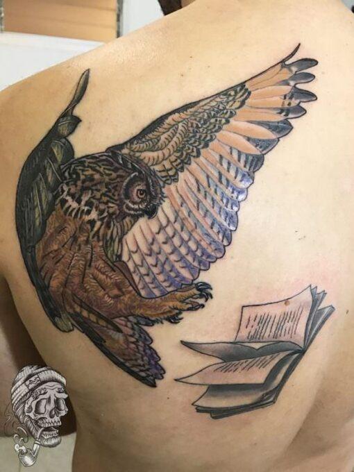 Tattoo Buho