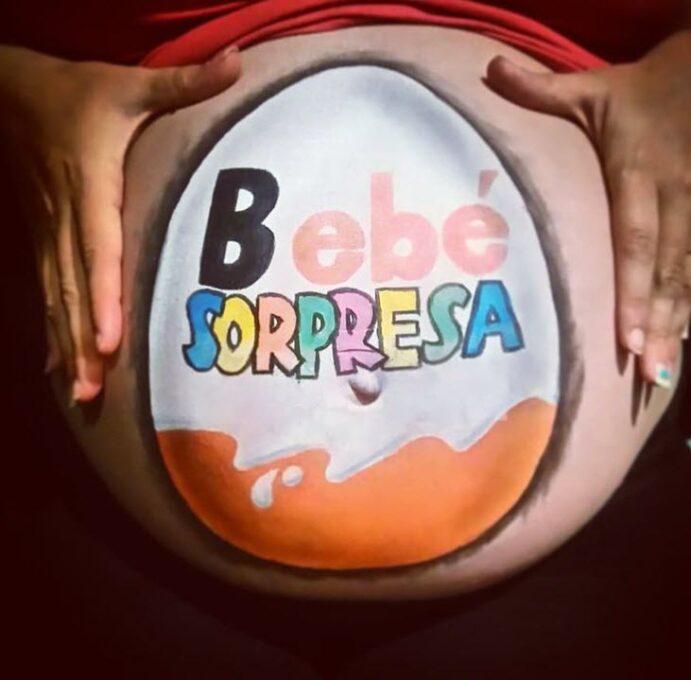 Pintura prenatal Kinder