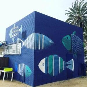 Graffitis - Decoración profesional de murales