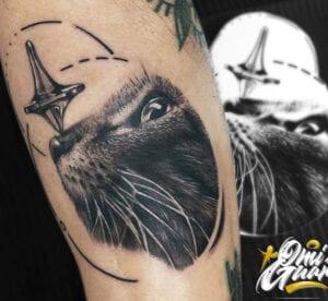 Tatuajes - Tatuaje gato