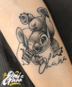 Tatuajes - Stitch Tattoo