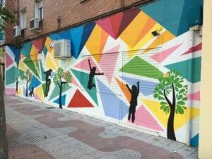 Graffitis - Graffiti infantil