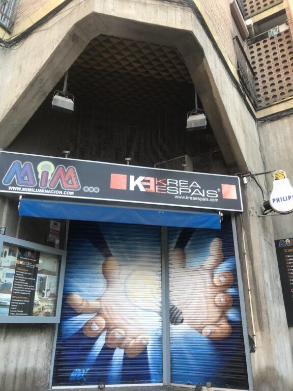 MIM y Krea espais