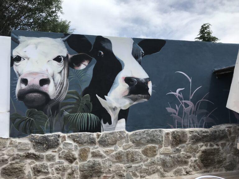 Mural ganaderia