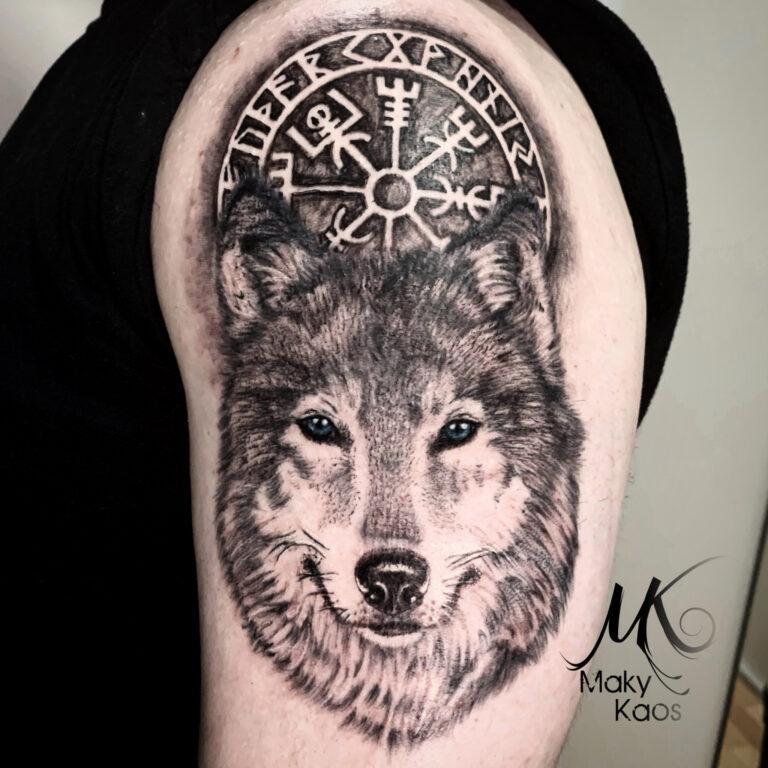 Wolf & Viking