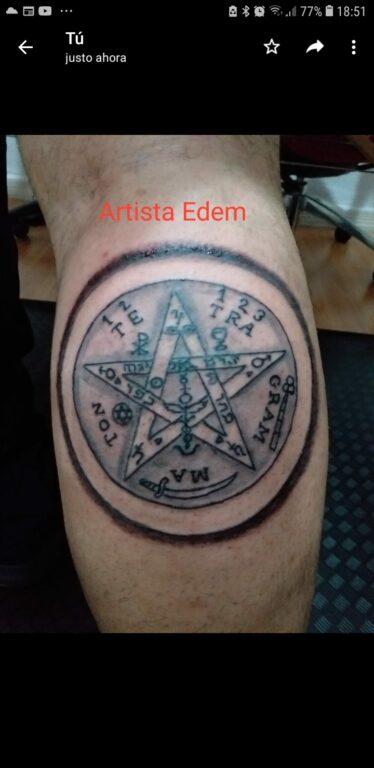 Tatuaje protección