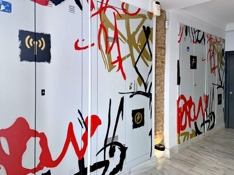 Hotel Graffiti Suite Malaga
