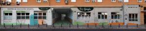 Graffiti profesional - Escuela infantil Giorgeta, Valencia.