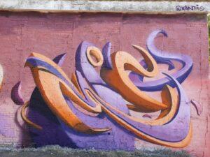 Graffiteros en Madrid - Las Margaritas