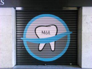Graffiti profesional - Rotulacion a mano